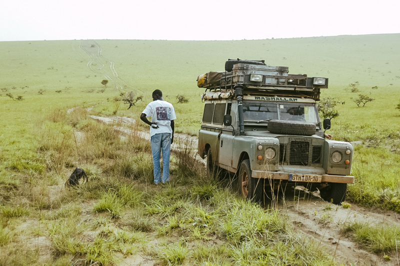Gabun- Ein Reise rund um Afrika - Overland - Transafrika-22