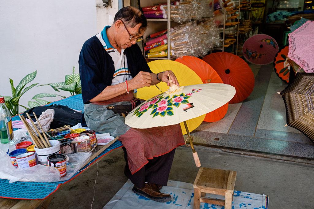 Bo Sang Umbrella Festival -1