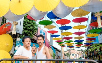 Das Bo Sang Umbrella Festival