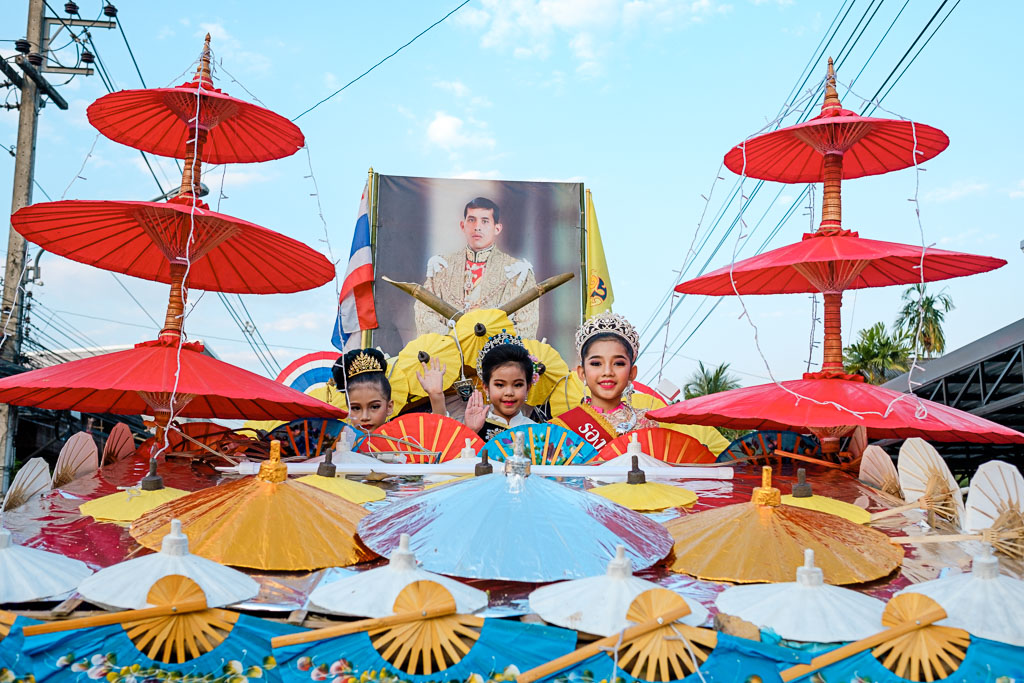 Bo Sang Umbrella Festival -22