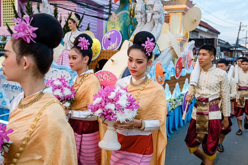 Bo Sang Umbrella Festival -29