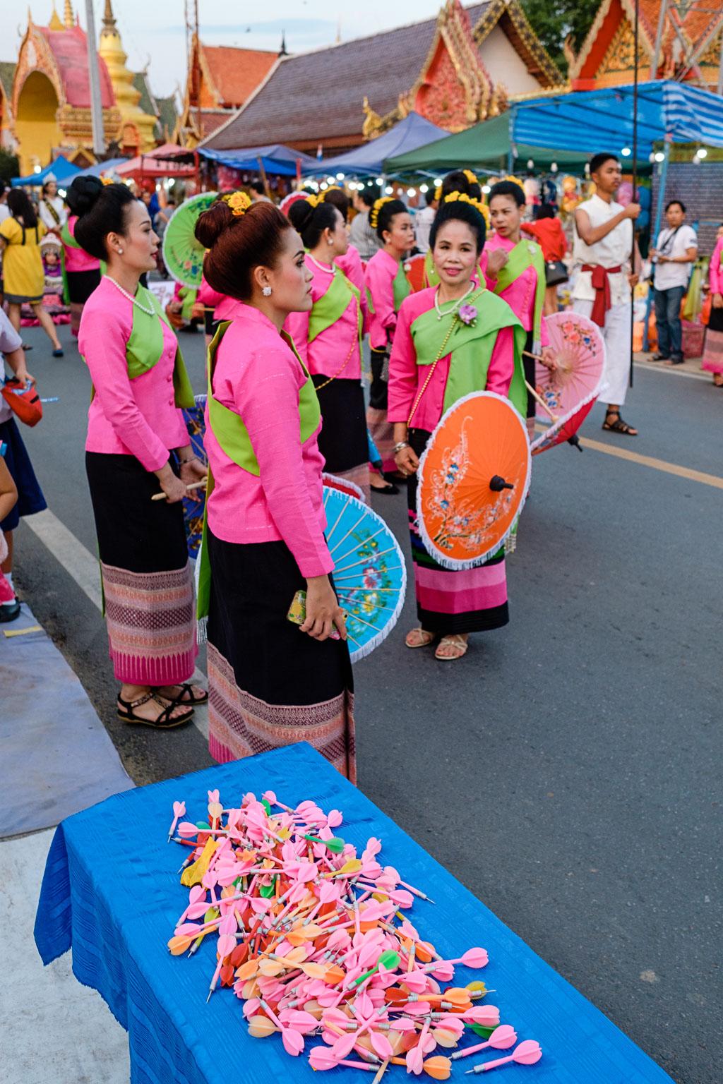 Bo Sang Umbrella Festival -31
