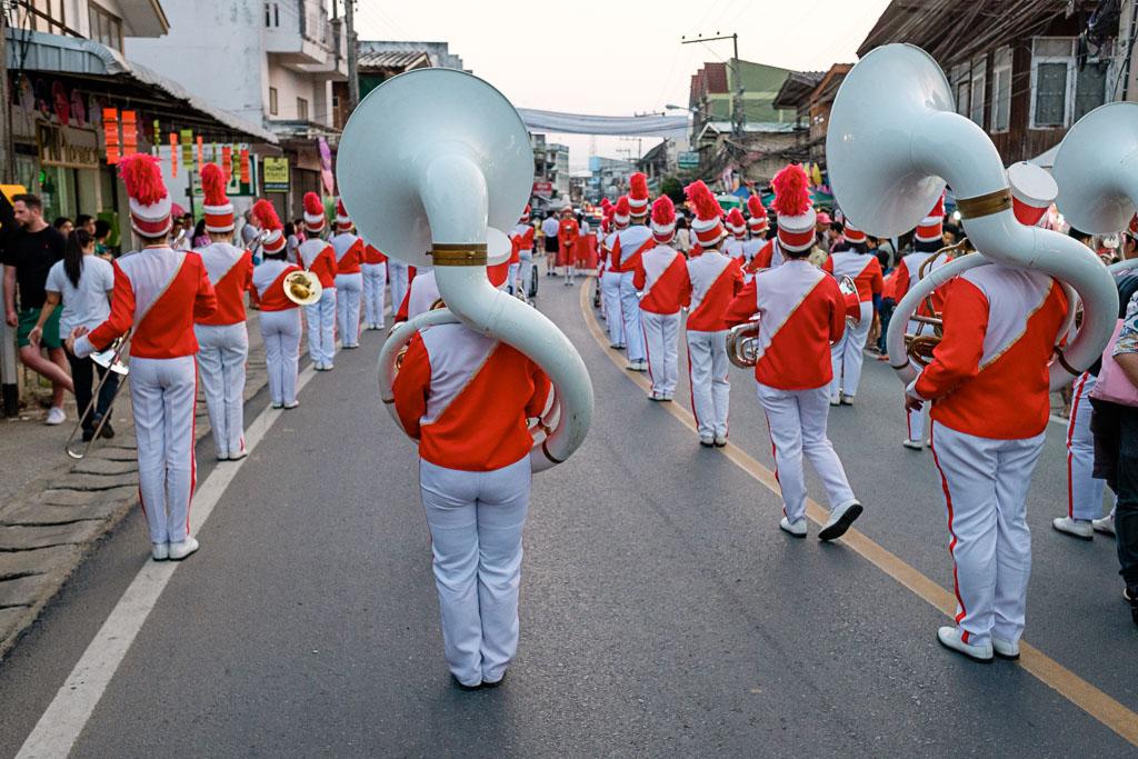 Bo Sang Umbrella Festival -35