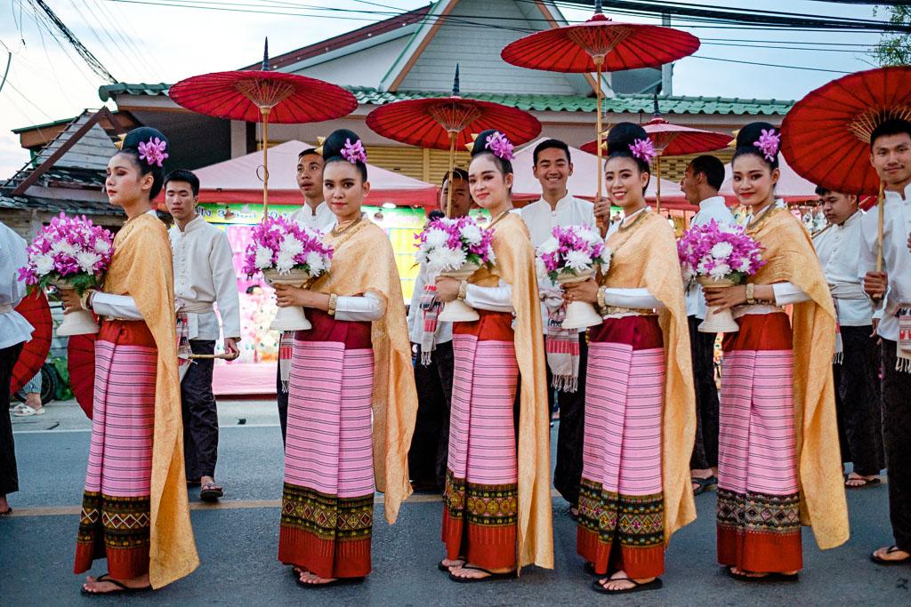 Bo Sang Umbrella Festival -37