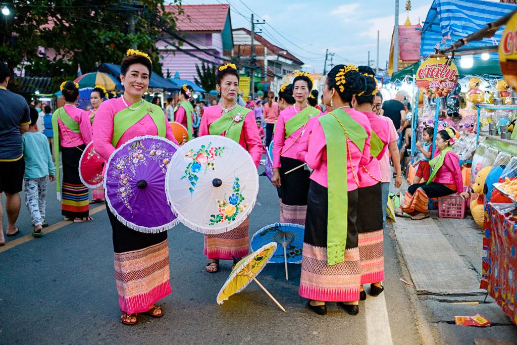 Bo Sang Umbrella Festival -38