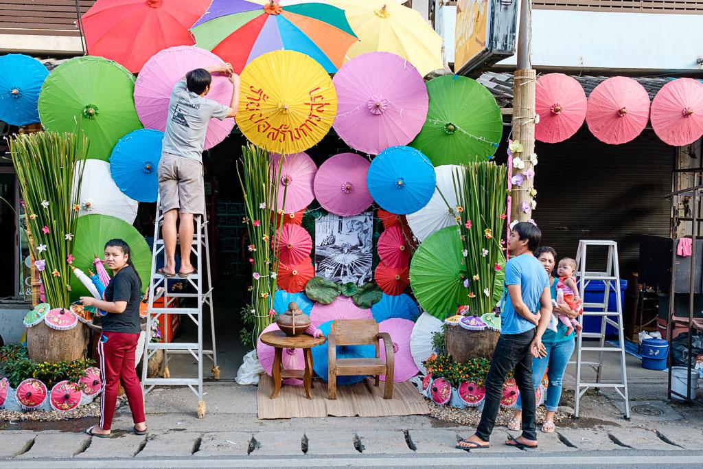 Bo Sang Umbrella Festival -4