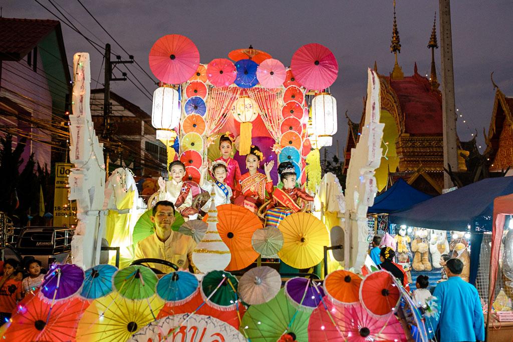 Bo Sang Umbrella Festival -45