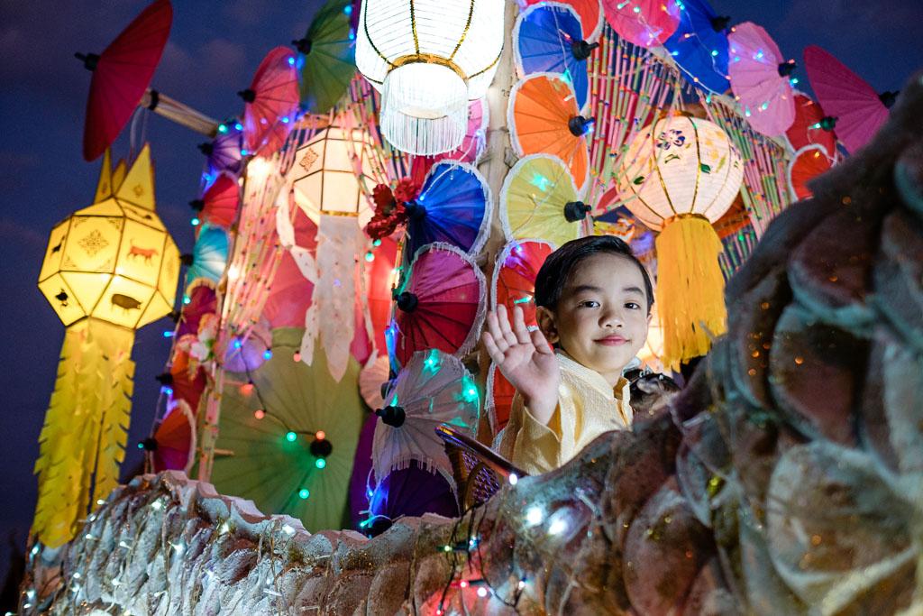 Bo Sang Umbrella Festival -46