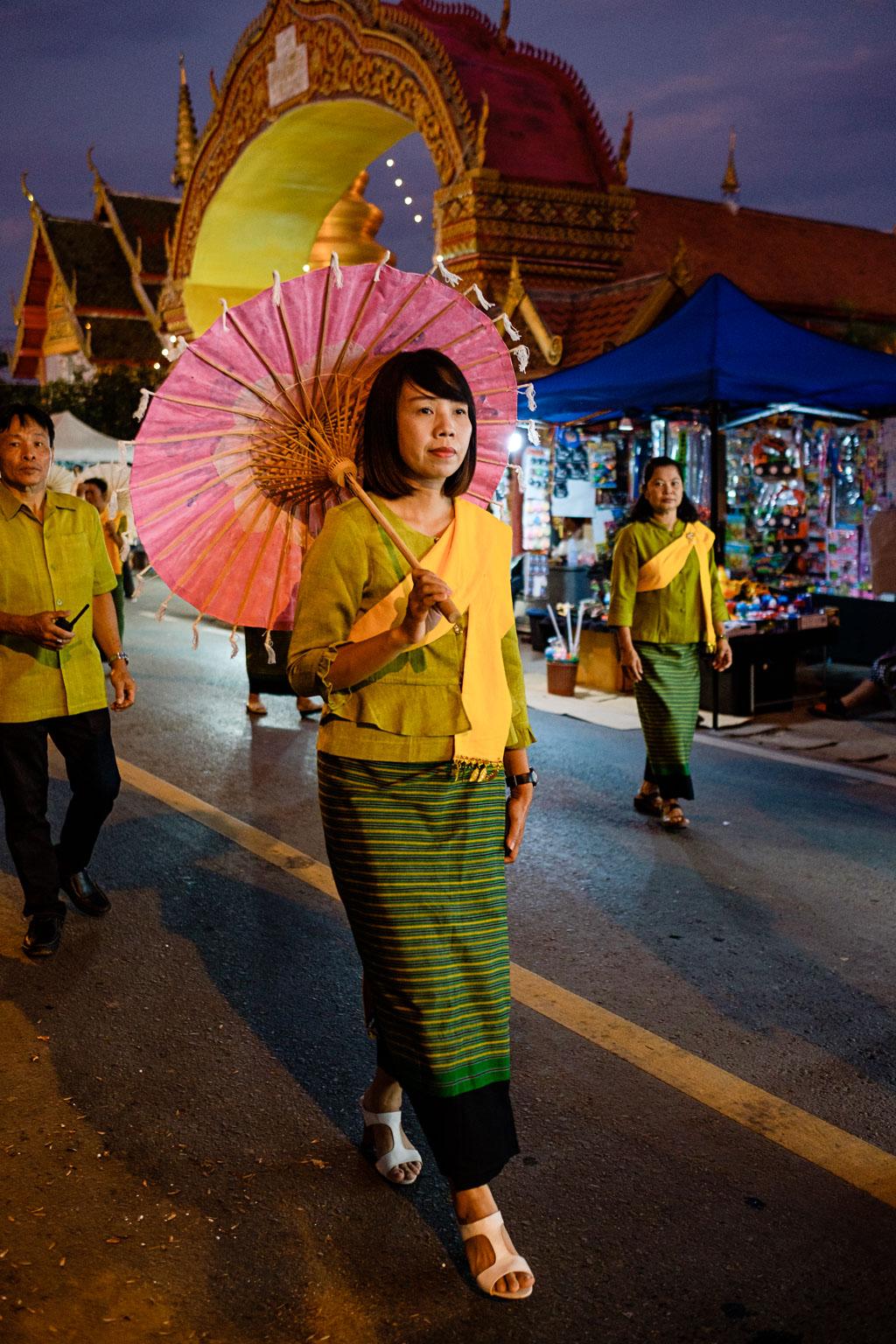Bo Sang Umbrella Festival -47