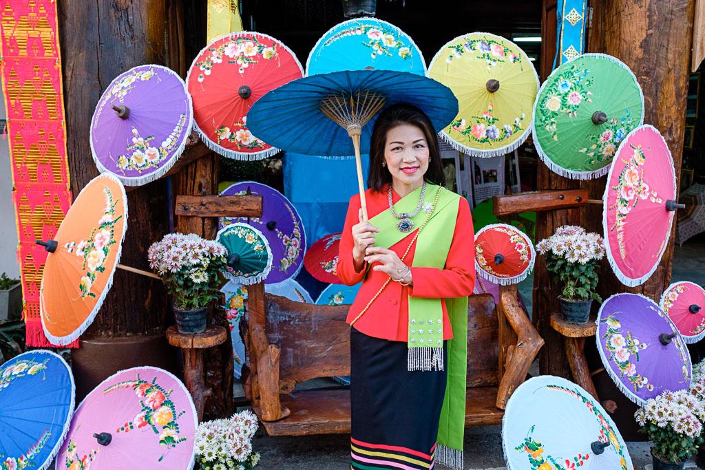 Bo Sang Umbrella Festival -5