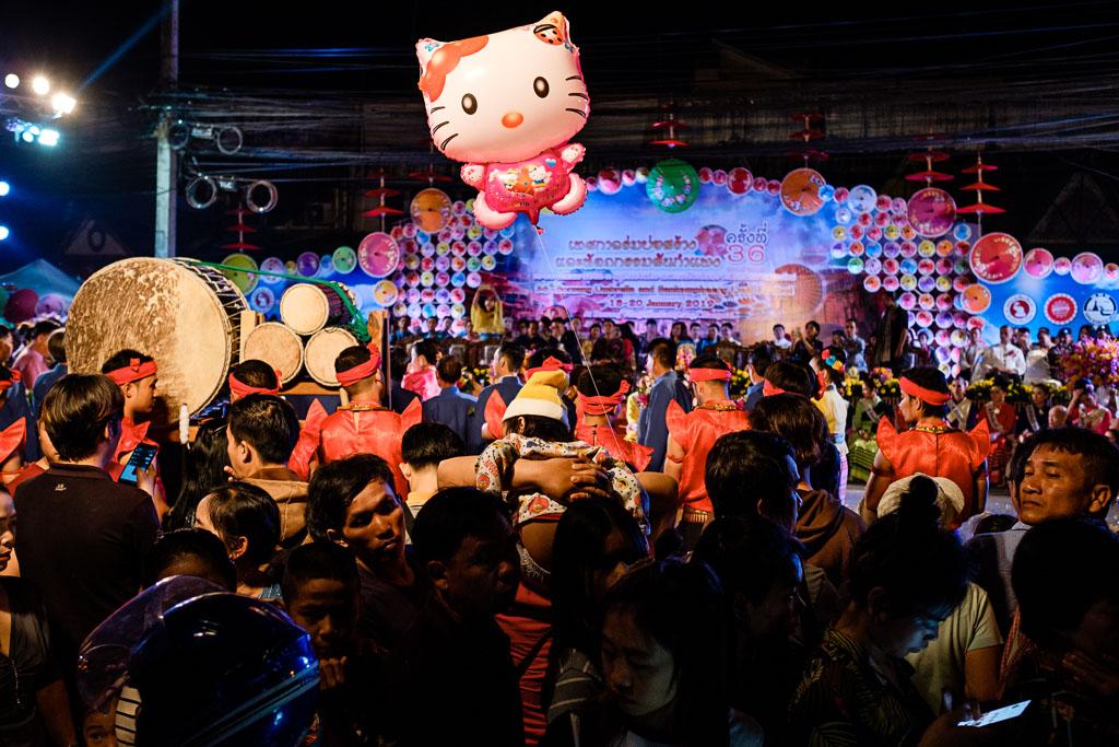 Bo Sang Umbrella Festival -55