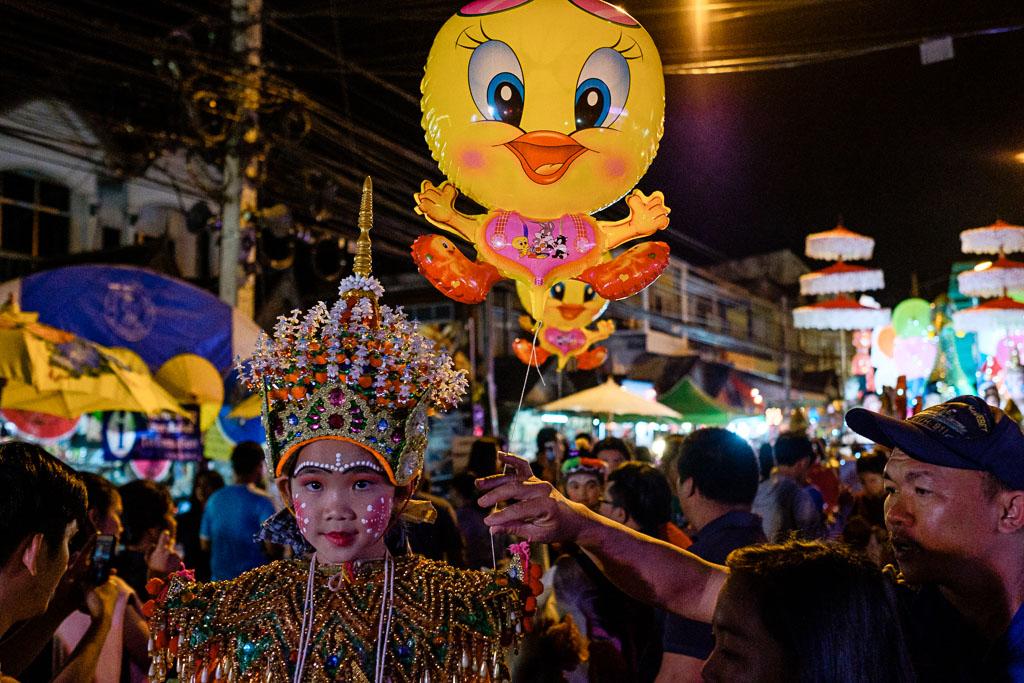 Bo Sang Umbrella Festival -56