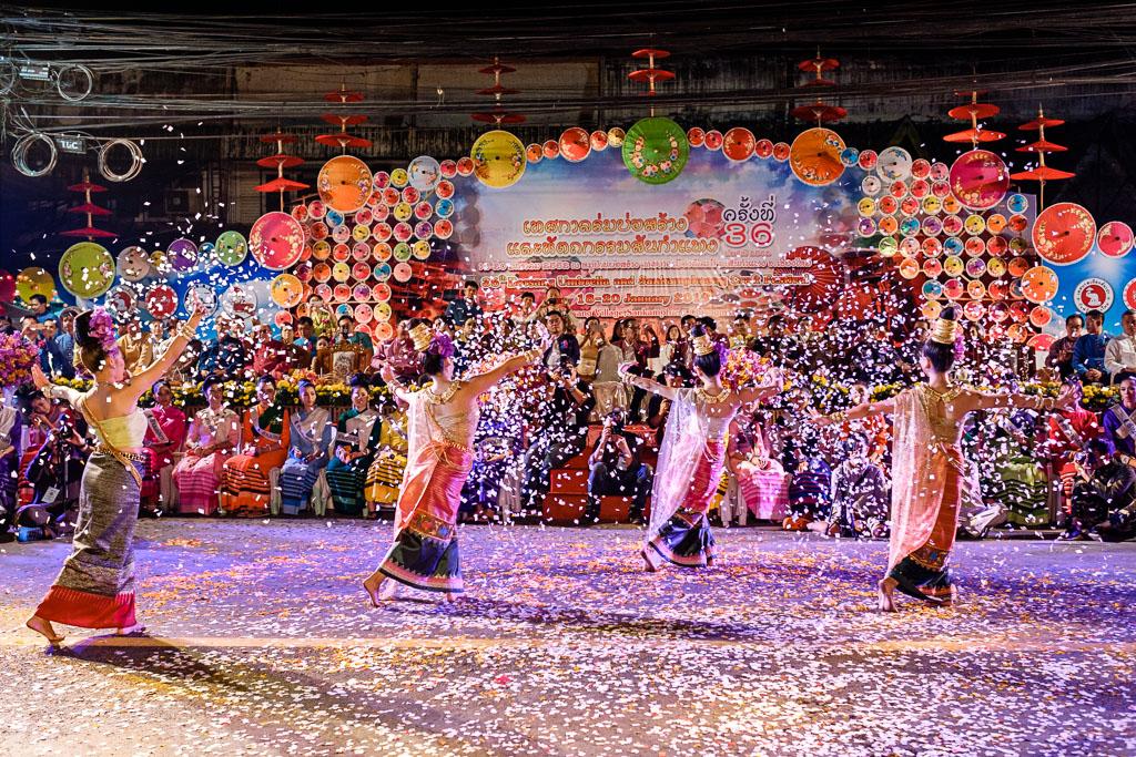 Bo Sang Umbrella Festival -61
