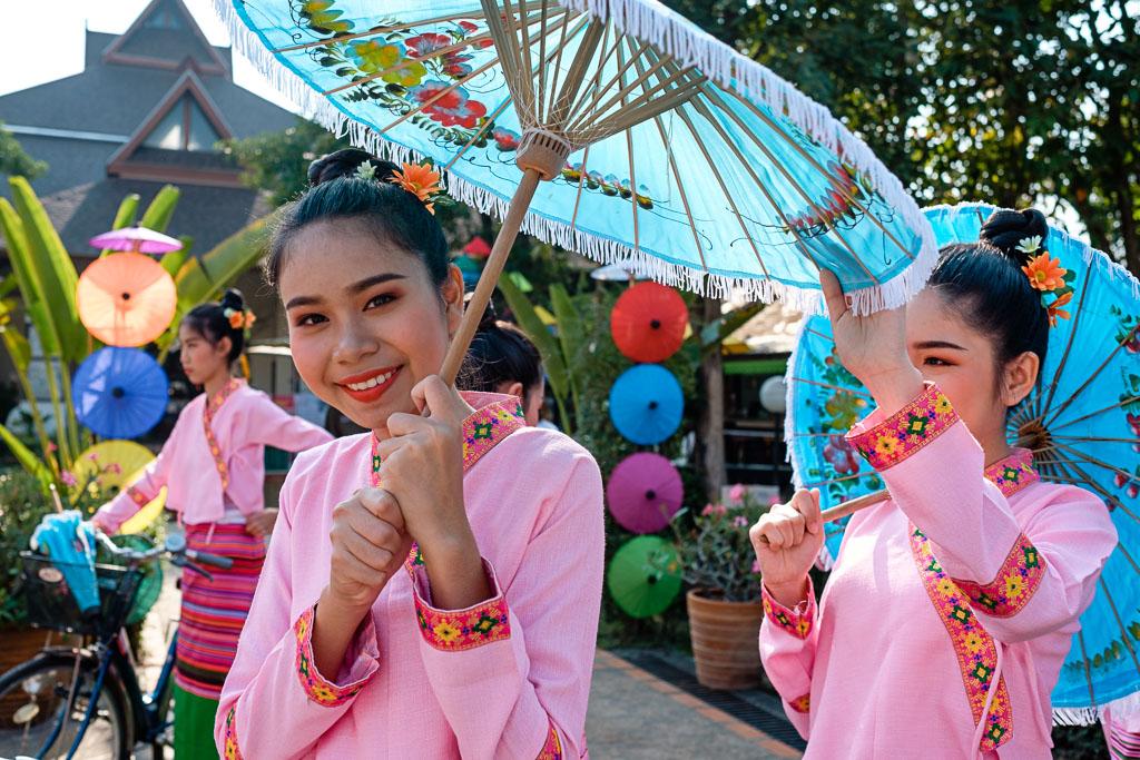 Bo Sang Umbrella Festival -65