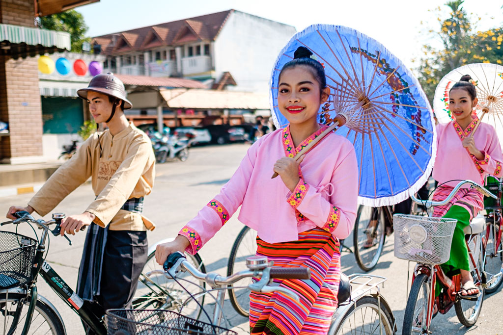 Bo Sang Umbrella Festival -69
