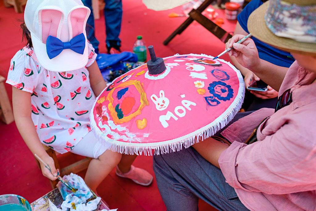 Bo Sang Umbrella Festival -80