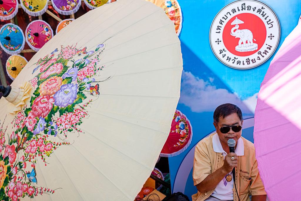Bo Sang Umbrella Festival -81