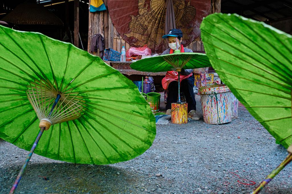 Bo Sang Umbrella Festival -9