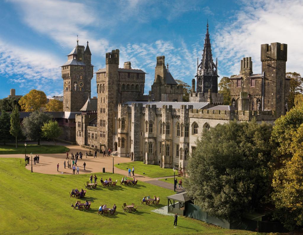 Cardiff Castle_VisitCardiff
