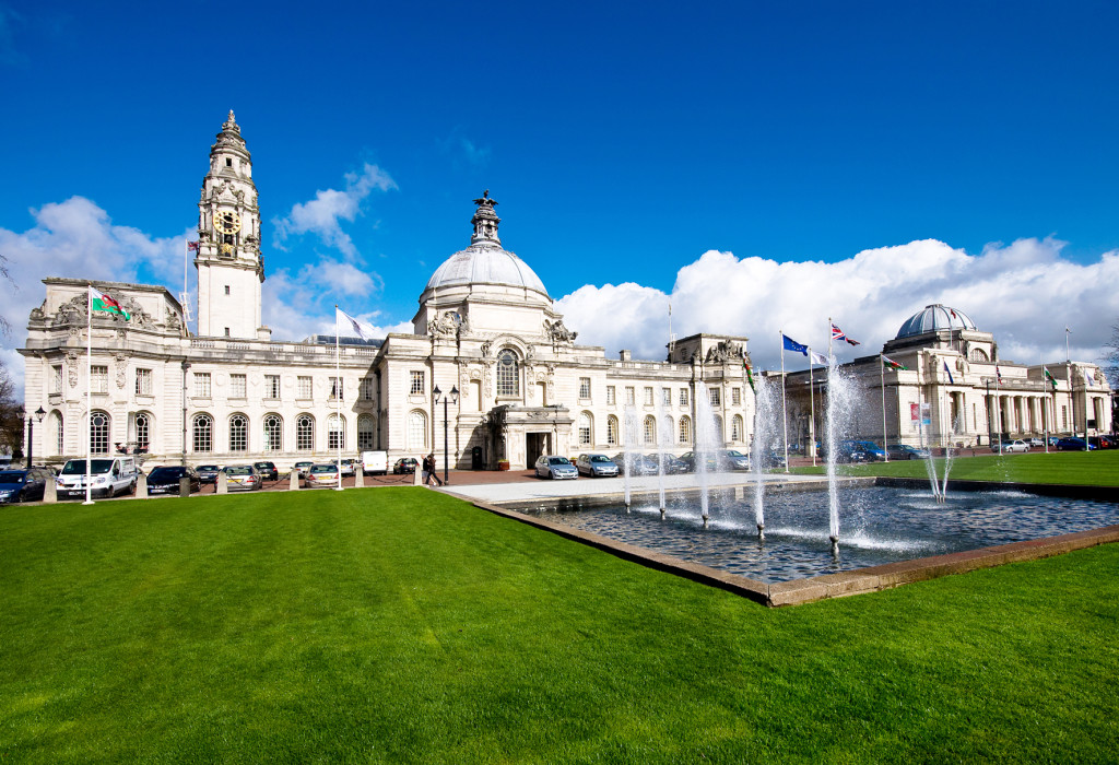 Cardiff City Hall_VisitCardiff