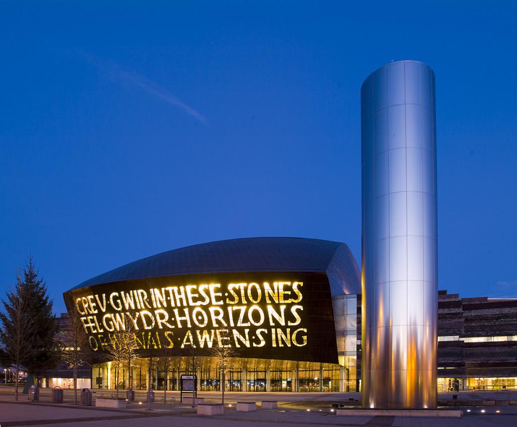 Cardiff_Wales Millennium Centre_VisitCardiff
