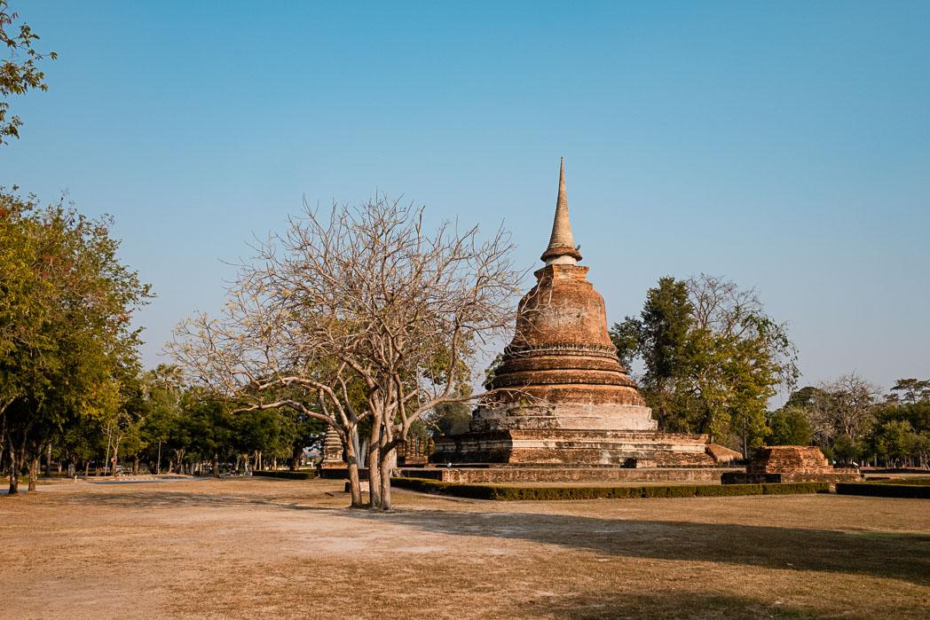 Old Sukhothai - Thailand - Geschichten von unterwegs-19