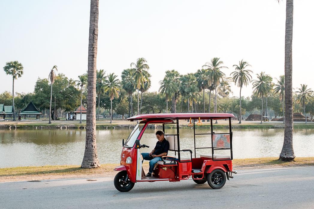 Old Sukhothai - Thailand - Geschichten von unterwegs-22