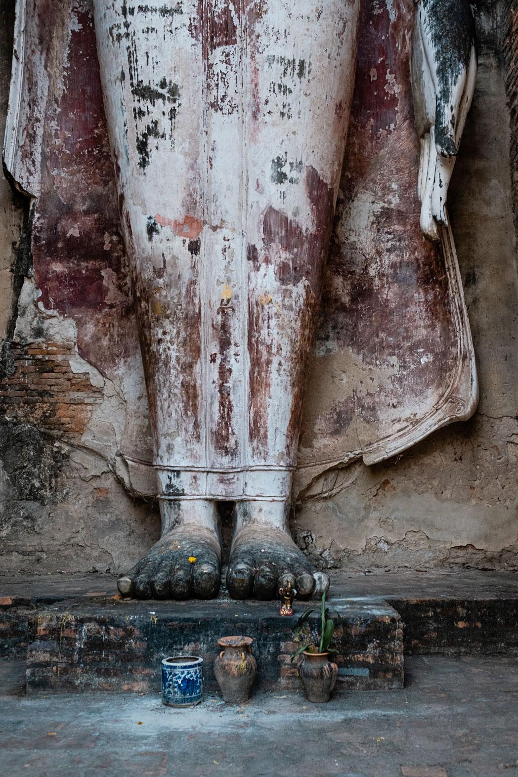 Old Sukhothai - Thailand - Geschichten von unterwegs-29
