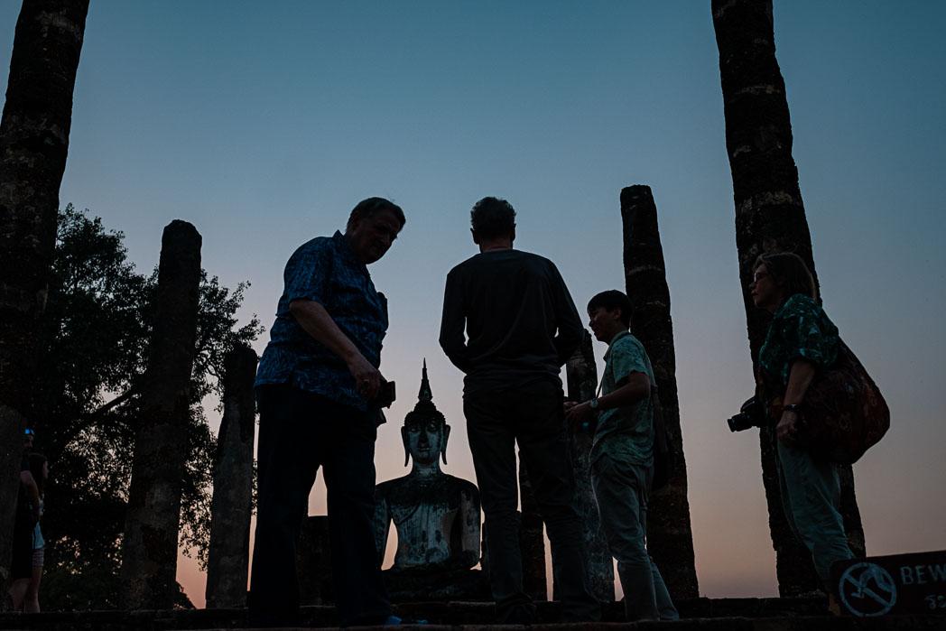 Old Sukhothai - Thailand - Geschichten von unterwegs-35