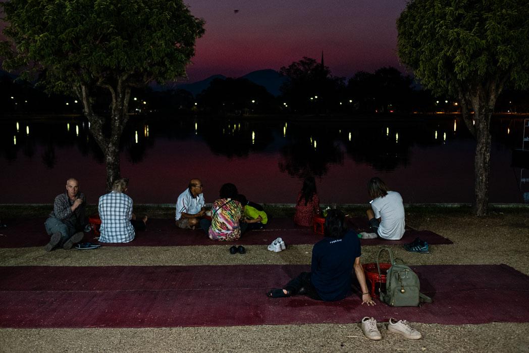 Old Sukhothai - Thailand - Geschichten von unterwegs-41