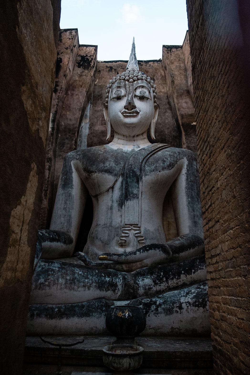 Old Sukhothai - Thailand - Geschichten von unterwegs-46
