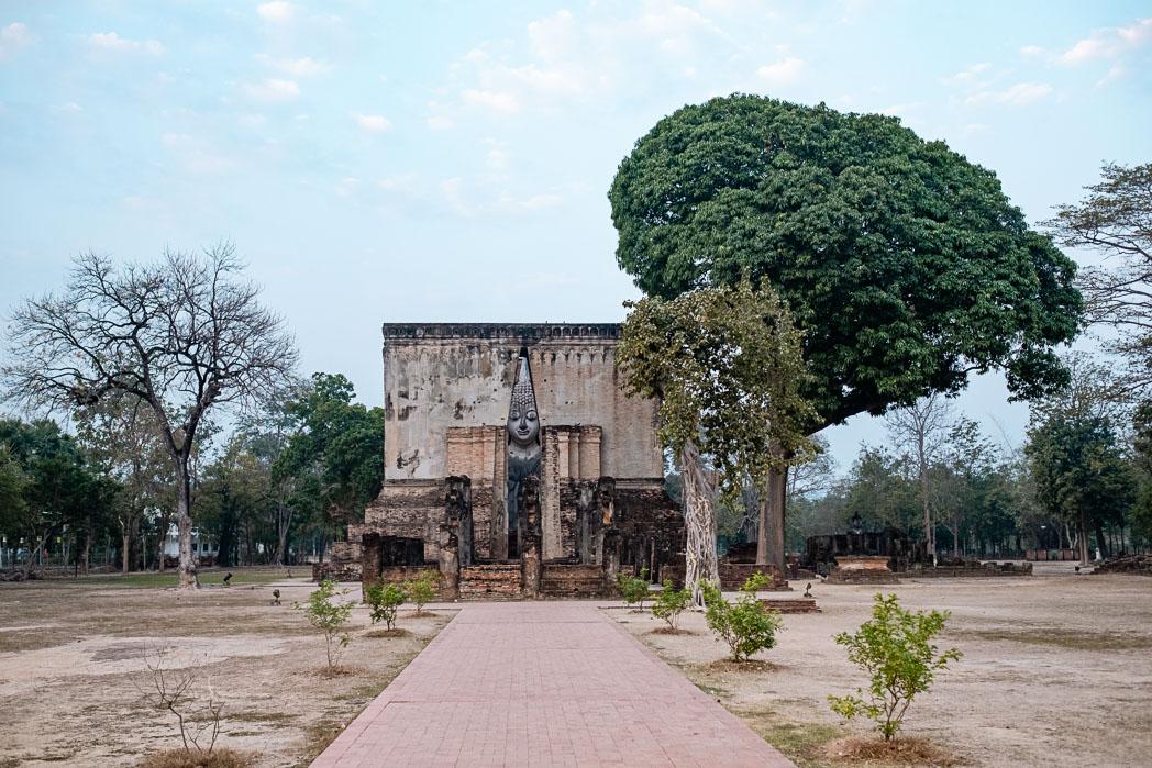 Old Sukhothai - Thailand - Geschichten von unterwegs-48