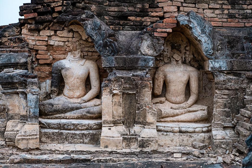 Old Sukhothai - Thailand - Geschichten von unterwegs-49