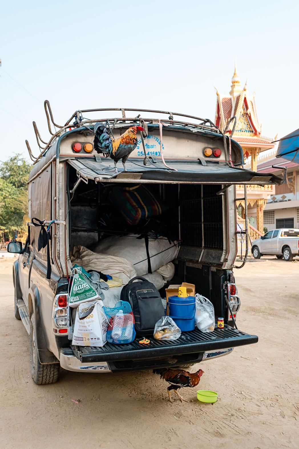 Old Sukhothai - Thailand - Geschichten von unterwegs-5