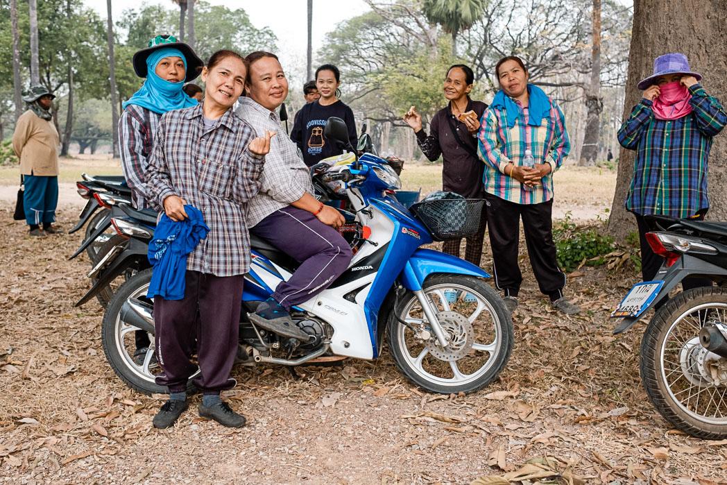 Old Sukhothai - Thailand - Geschichten von unterwegs-51