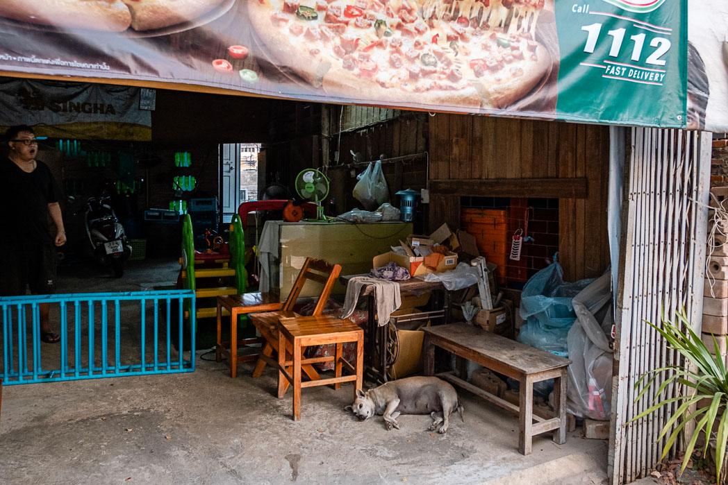 Old Sukhothai - Thailand - Geschichten von unterwegs-58
