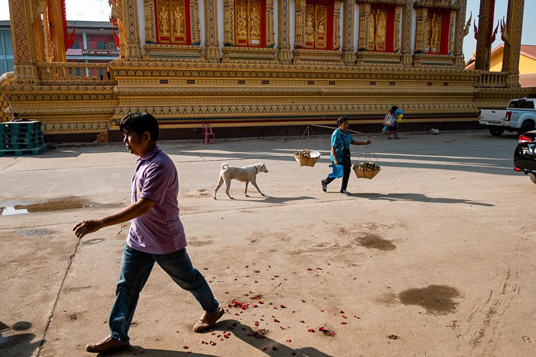 Old Sukhothai - Thailand - Geschichten von unterwegs-71