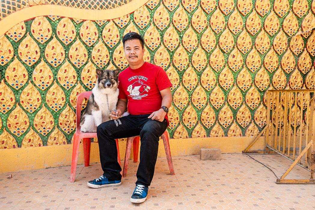 Old Sukhothai - Thailand - Geschichten von unterwegs-75