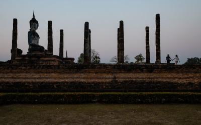 Magisches Sukhothai
