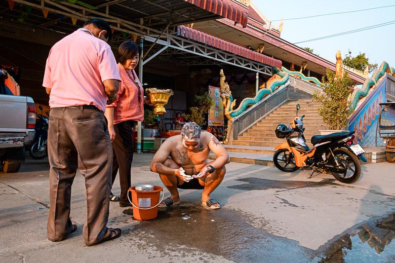 Ordination-Thailand-Sukhothai-Buddhism-1