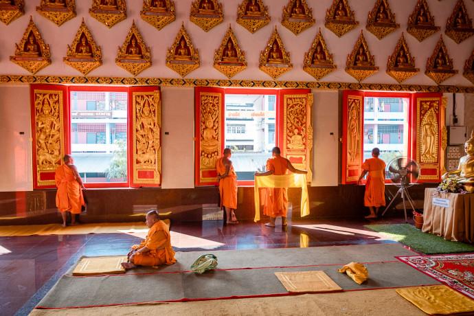 Ordination-Thailand-Sukhothai-Buddhism-100