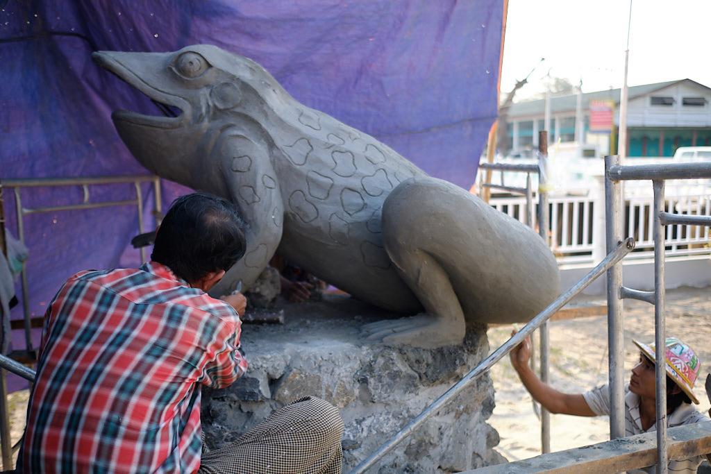 Hpaan-Myanmar-Geschichten von unterwegs 11