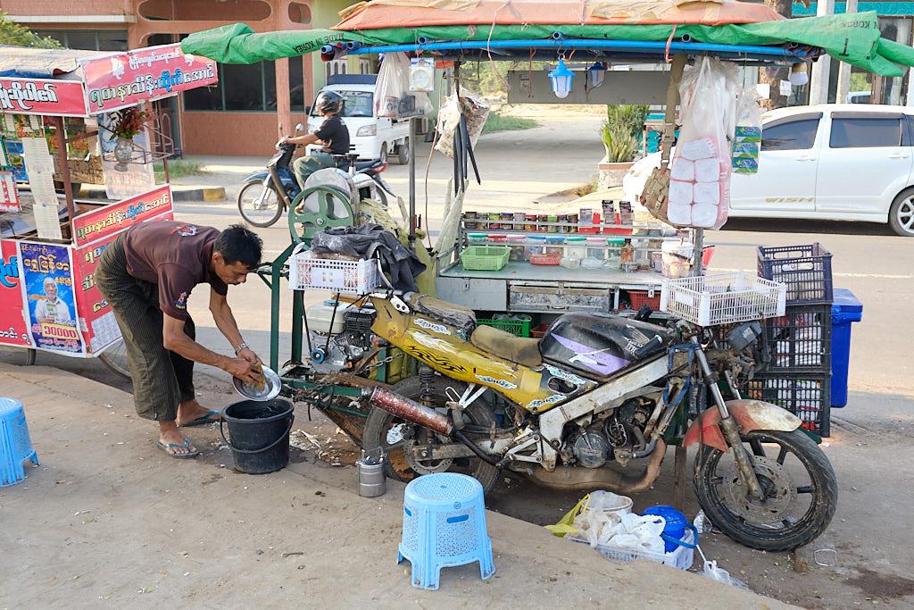 Hpaan-Myanmar-Geschichten von unterwegs 12