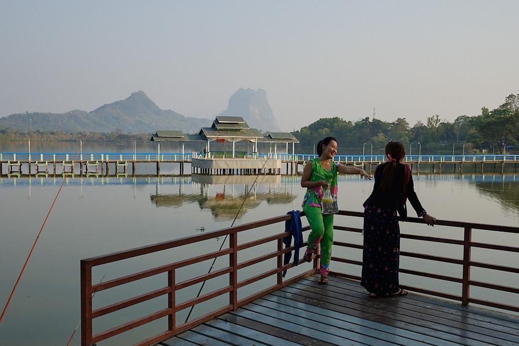 Hpaan-Myanmar-Geschichten von unterwegs 13