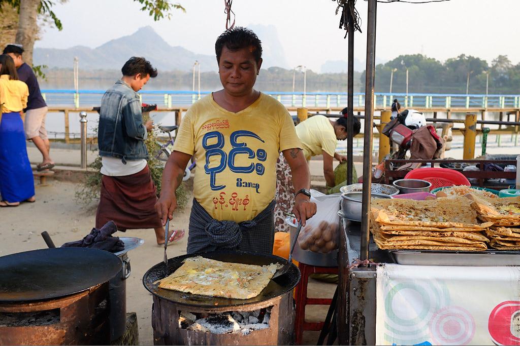 Hpaan-Myanmar-Geschichten von unterwegs 15