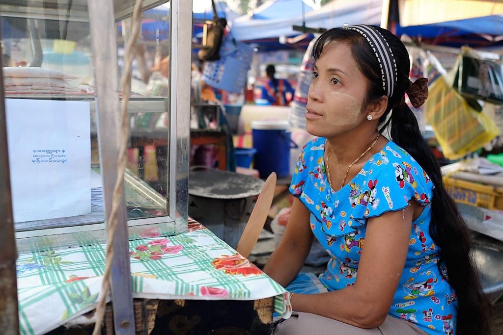 Hpaan-Myanmar-Geschichten von unterwegs 17