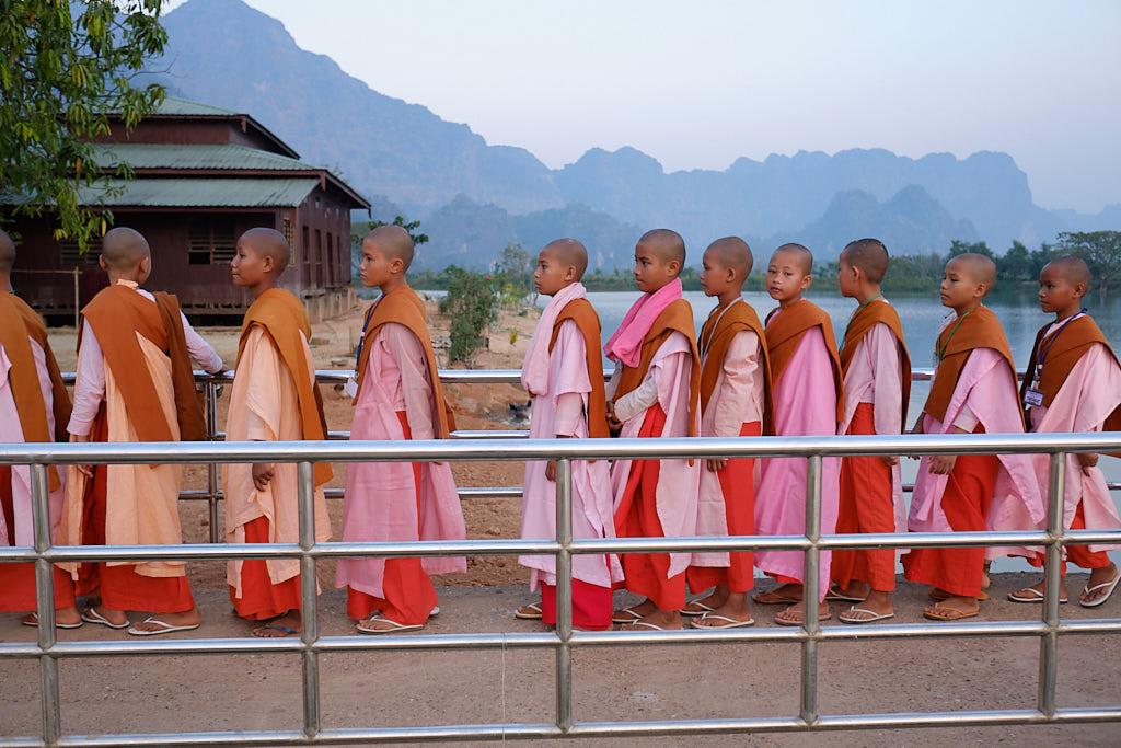 Hpaan-Myanmar-Geschichten von unterwegs 2