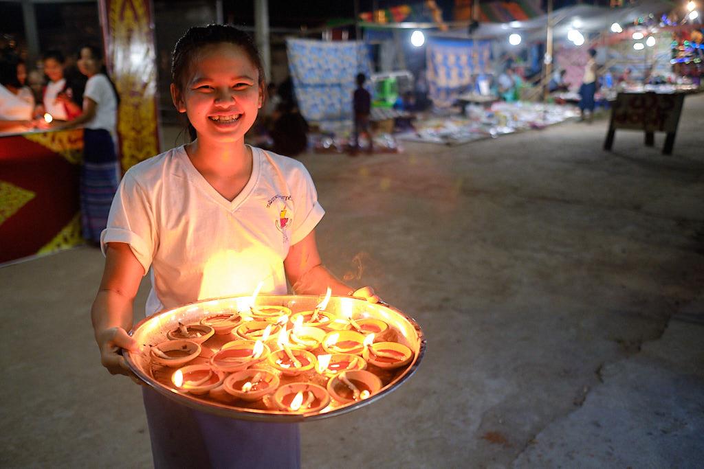 Hpaan-Myanmar-Geschichten von unterwegs 22