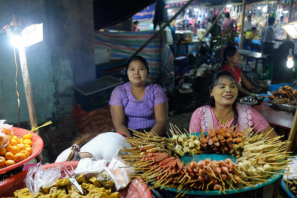 Hpaan-Myanmar-Geschichten von unterwegs 26