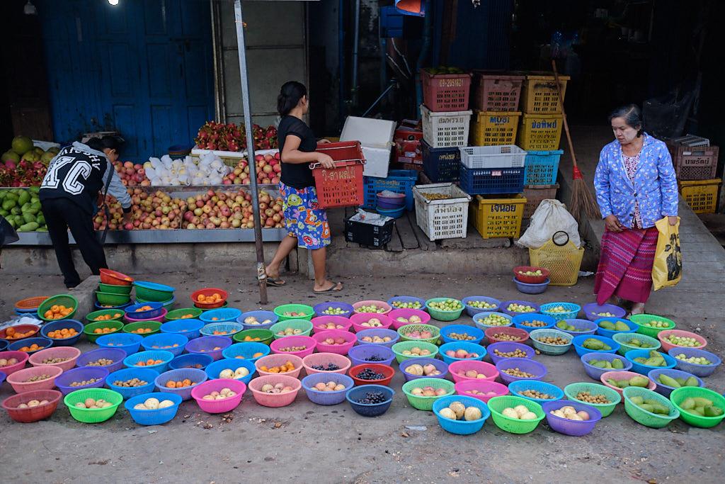 Hpaan-Myanmar-Geschichten von unterwegs 27